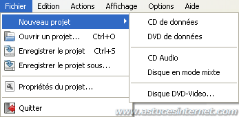 Cr�er un CD audio