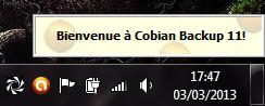 Cobian Backup - Visuels