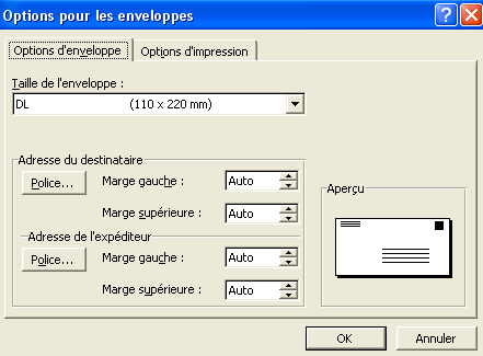 Créer Un Publipostage Avec Microsoft Word Bureautique Articles