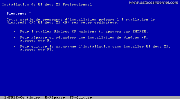 logiciel formatage pc windows xp sweet