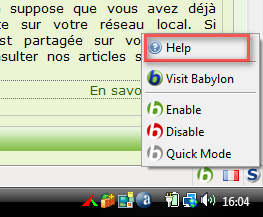 Option de QTL