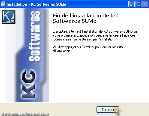 Sumo : Installation