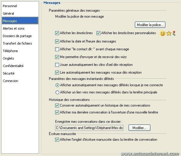 logiciel pour ecriture manuscrite msn
